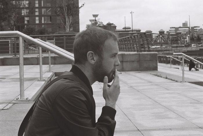 Contemplation People Portrait