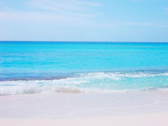 Beach Colors Blue