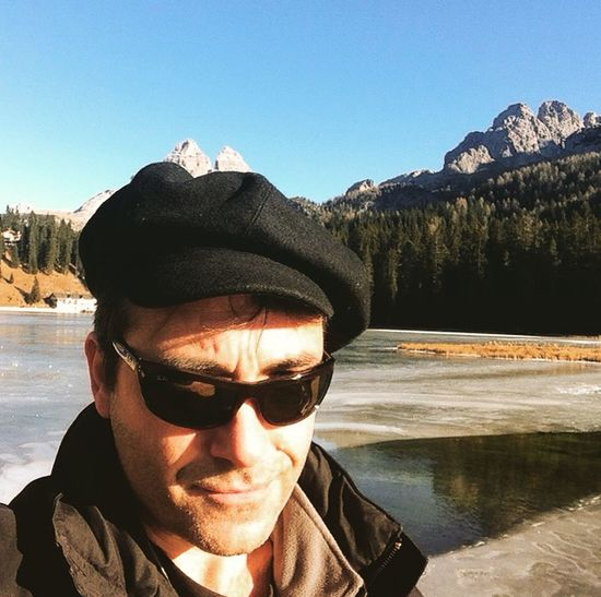 Color Portrait Nature Today's Hot Look That's Me Ontheroad Portrait Traveling Lake Dolomites, Italy Mountains Lago Di Misurina Italy Dolomites Dolomiti Holiday Cortina D'Ampezzo Winter December