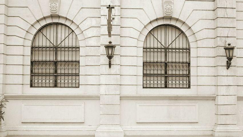 Color Palette White Window