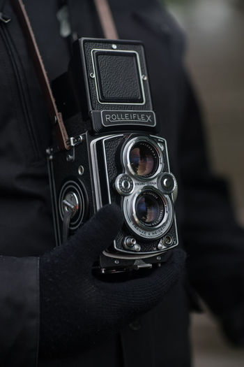 Camera Camera - Photographic Equipment Retro Film Photography Filmcamera Filmphotography Medium Format Old Old Camera Photography Product Product Photography Rolleiflex Vintage Vintage Photo
