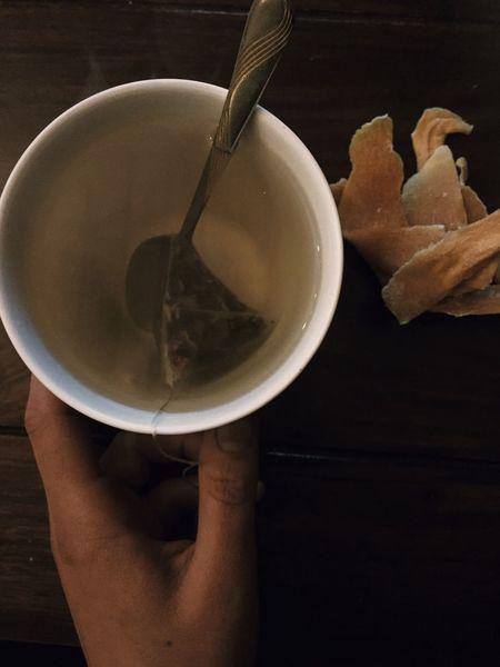 My Favorite Breakfast Moment Tea Tea Time Mango Dried Fruit Cozy