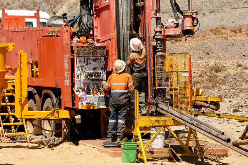 Core Drilling for Exploration Australia Core Drilling Rig Exploration Mining Occupation Working