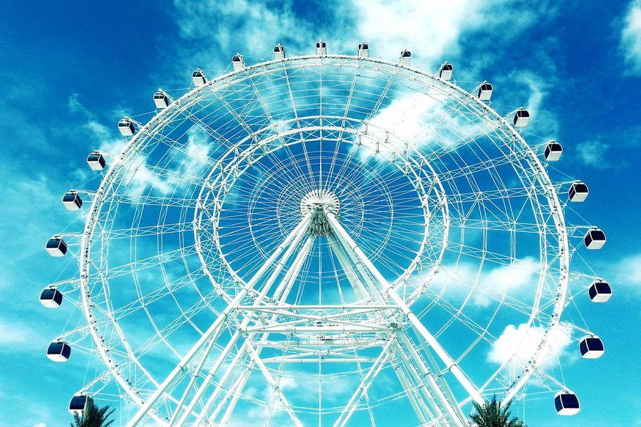 Ferris Wheel Orlandoeye