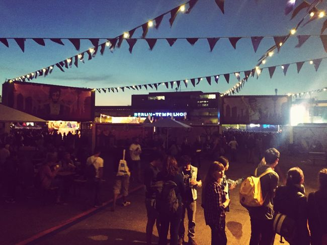 Lollapalooza Lollaberlin Lights