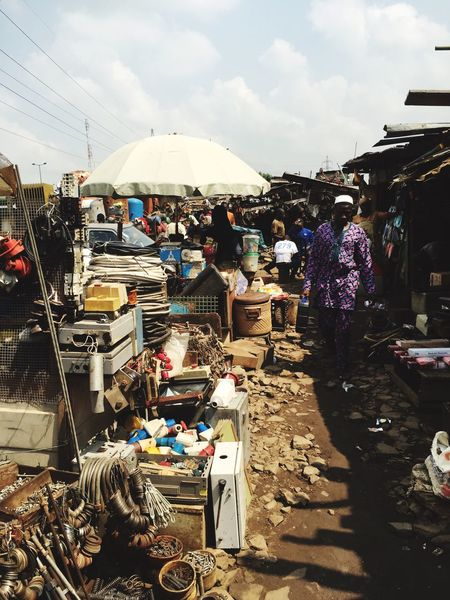 Nigerian,Market