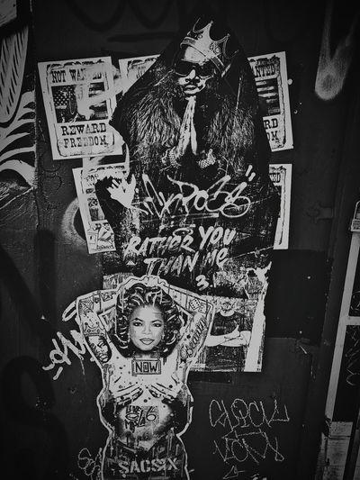 $treetMaDe Streetphotography Street Art/Graffiti Rickross Oprah