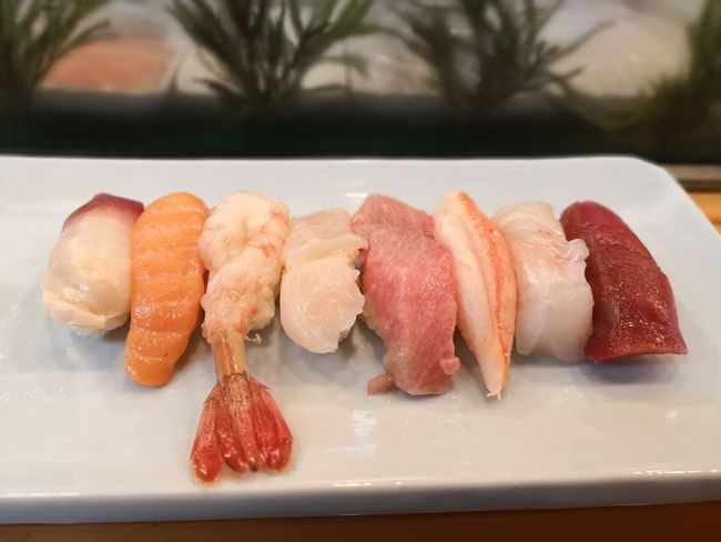EyeEm Selects Sashimi  Sushi Seafood SLICE Plate Cultures Japanese Food Sea Close-up Food And Drink