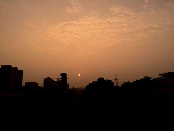 Sunrise Morning Sun Sky
