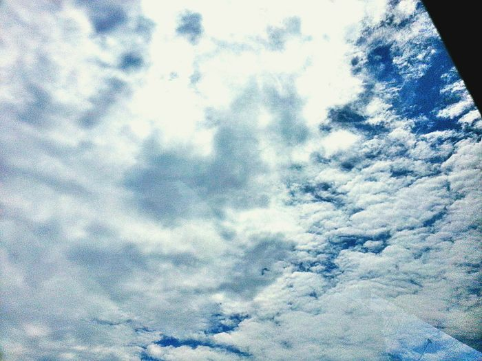 Fluffly Clouds And Sky Cloud_collection  Cloudscape Sky And Clouds Sky Collection Morning Light Feeling Free Open Edit How I Feel