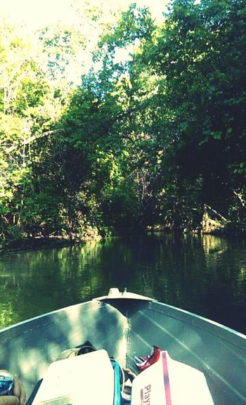 Hanging Out Relaxing Enjoying Life Lovinglifetothefullest Weekiwachee Nature Boatlife Drinking Beer Eating Good Water Clear Waters Spring Water