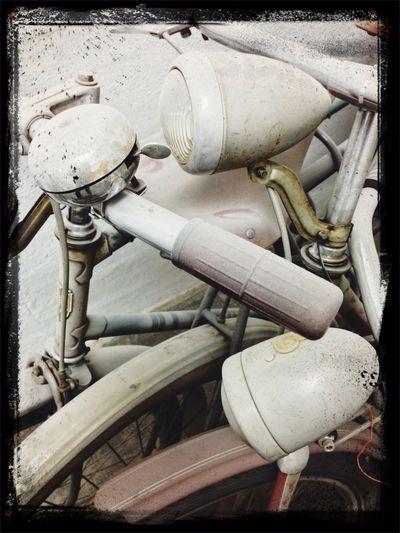 Fahrrad Fahrradlampe Fahrradklingel