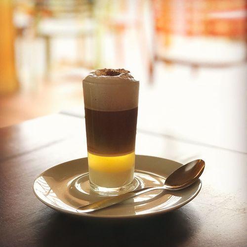 """EyeEm Selects Coffee """"barraquito"""" Coffee"""
