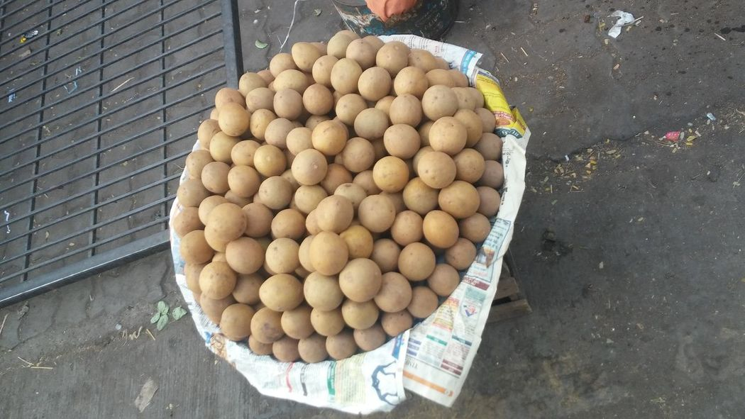 Freshness Healthy Eating Food Vegetable Food And Drink Outdoors No People Day Close-up Chikoo