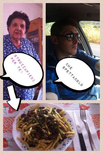Strozzapreti By Nonna Vittoria ❤️