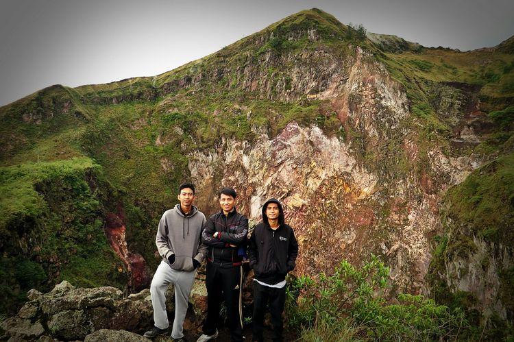 Puncak 1 Batur Mountain