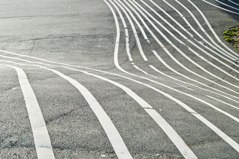 l i n e s Outdoors Travel Travel Destinations Copenhagen Street Streetphotography Ground Concrete Pattern Pattern, Texture, Shape And Form LINE Lines Lines And Shapes Lines, Shapes And Curves Curve Curves Man Made Object Man Made Road Day Transportation No People High Angle View City Road Marking Symbol Sign Marking Direction Empty Absence The Way Forward White Color Asphalt Dividing Line Parallel Contrast The Minimalist - 2019 EyeEm Awards The Architect - 2019 EyeEm Awards My Best Photo