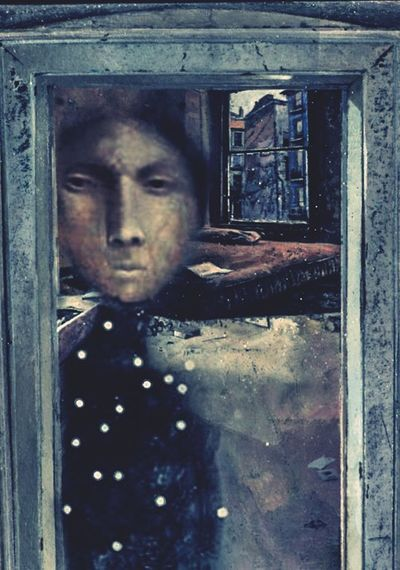 Photographic Approximation Open Edit Living In A Glass World Facial Experiments New Neighbor