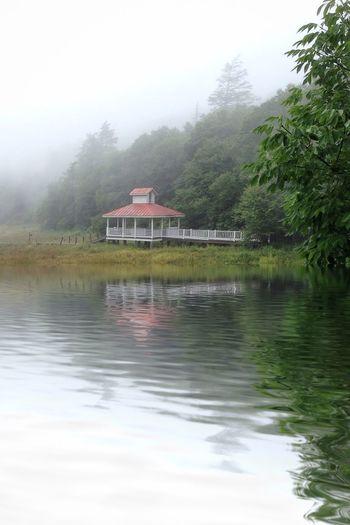 Foggy Mountain Lake, Va Iphone6 EyeEm Nature Lover Reflection IPS2015Reflect IPSWeather
