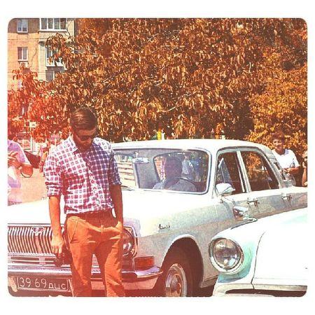 Gaz Pontiac Retro Cruise Volga summer hipster hipsters 60s old beard