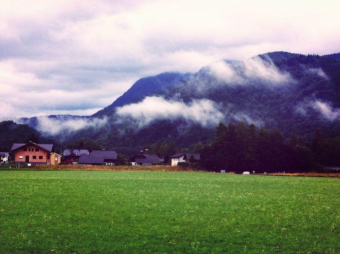morning in Alpen