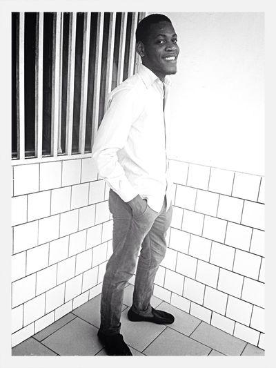 Black And White Street Fashion That's Me Smile Monday