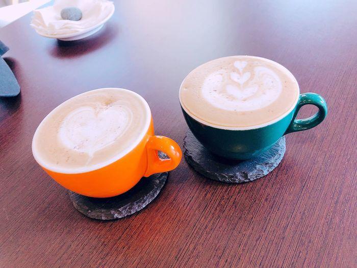 Coffee Shop Latte Art Latteart Heart Coffeeshop Afternoontea Latte Coffee