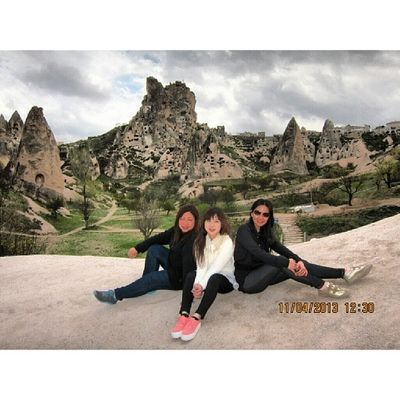 20130411 Cappadocia Turkey ExoticCity Exotic Pose