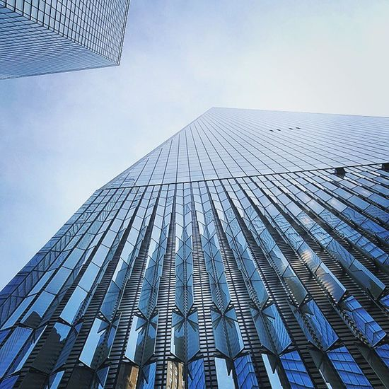 To infinity and beyond☆ Memorial Freedomtower Endless Lookup Architecture Building NYC