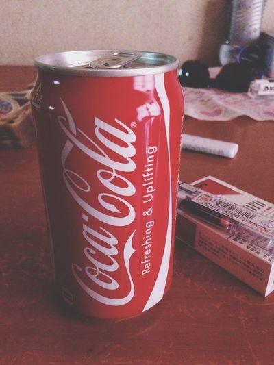 vices <33 Coca Cola Marlboro Cigarettes
