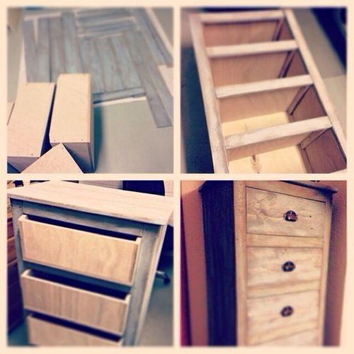 Work Furniture Selfmade