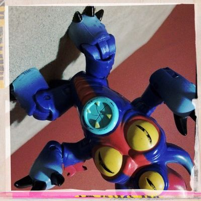 Fredzilla Bigherosix Toy Toyphotography Toys actionfigure collection toystagram hipstamatic