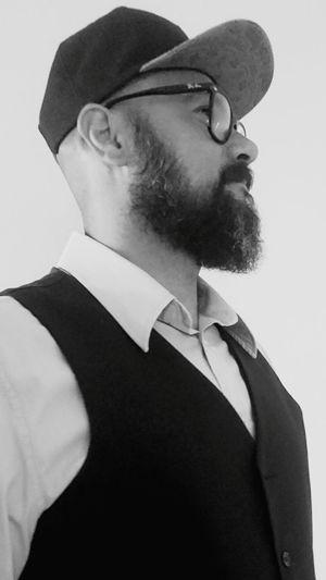 OLD NEW Beard Barba Gangster Brazil ❤ Boituva Alexandre Sales