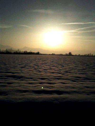 Sky Sun Snow ❄