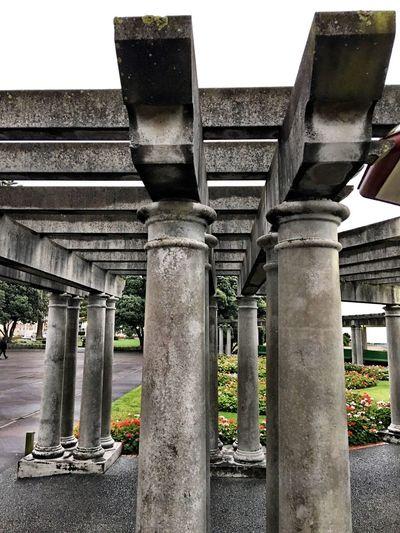 Built with columns Concrete Columns Columns And Pillars