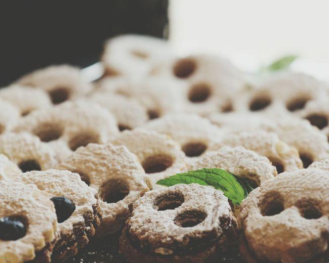 Powdered Sugar Cookies