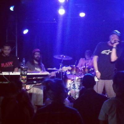 'Sweet Sensi' live by Fortunate Youth. Calireggae Concert Fortunateyouth Live arizona reggae scottsdale