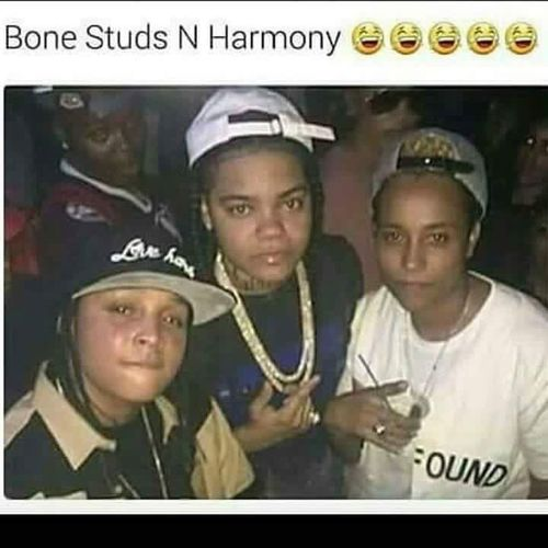 I bet they all got rubbers in their pockets 😂😂😂 its the Studdish Ruggish Booooone