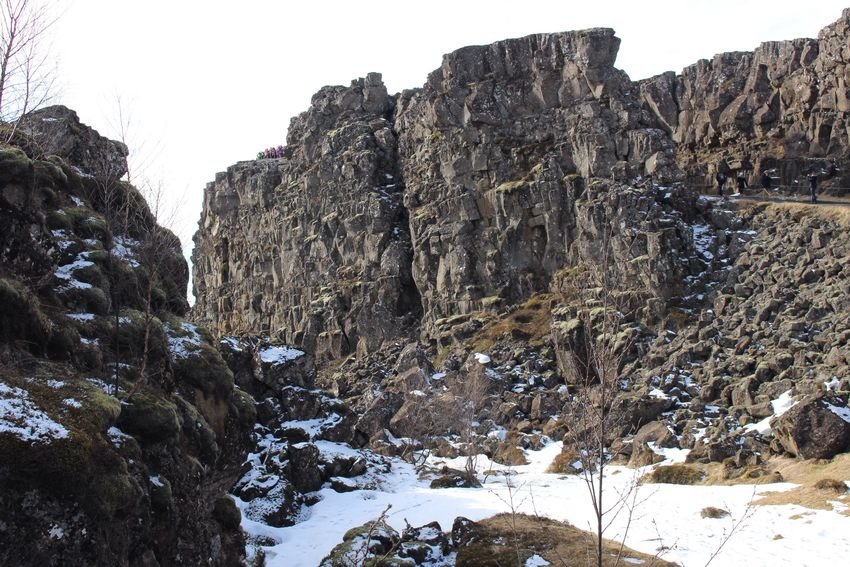 Where Europe & America meet - techtonic plate boundary Pingvellir Iceland_collection Iceland Memories Volcanic  Mountains Geography Fieldtrip Geology Techtonic Techtonic Plates Isolated Iceland Tourist Nature