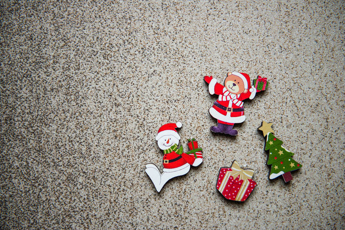 Christmas background 2018 Copy Space Decor EyeEm Best Shots EyeEm Gallery Merry Christmas! New Year Presents Background Backgrounds Childhood Christmas Day Decotation Eyeem Christmas Flatlay High Angle View Indoors  No People Ornaments Photography Preset Red Time Toy