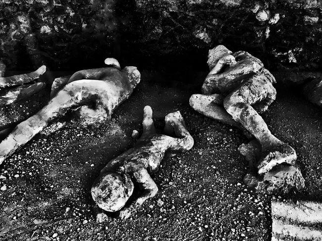 Italia Pompéia Pompeii Ruins Pompeiscavi Pompeii  Vesuvio Focus On The Story