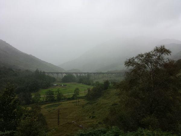 Scotland Harrypotter Railway Bridge Eye Em Scotland The EyeEm Facebook Cover Challenge Vanishing Point