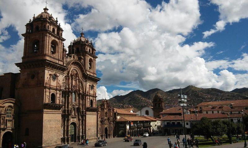 Cusco Cuzco Machu Picchu Enjoying Life Traveling