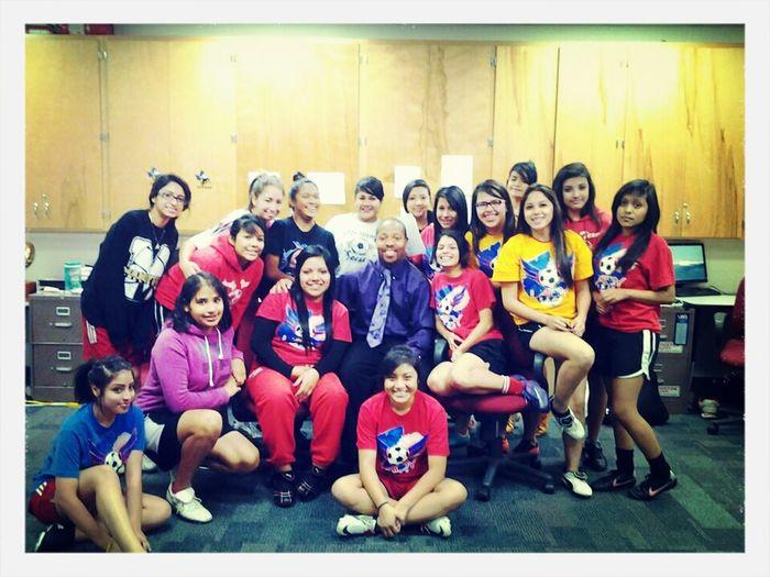My Soccer Girls <3