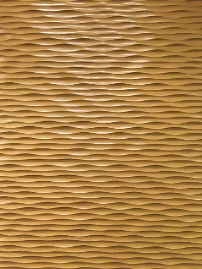 Pattern Pieces Brown Wave