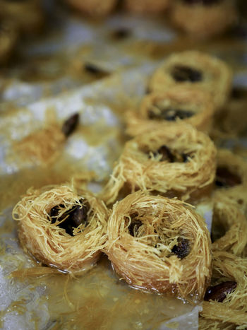 Arabian Delicacies Arabian Desserts Arabian Food Arabian Sweets Arabic Desserts Arabic Food Baklava Close-up Day Exotic Sweets Food Moroccan Delights Moroccan Desserts Moroccan Food Moroccan Sweets Morocco No People