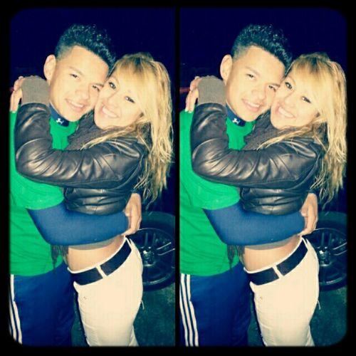my boyfriend <3 (;