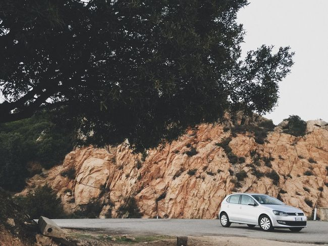 Traveling Travel Photography Italy Sardegna Cars Mountains Light Commercial Landscape Outdoors Natural Light Outdoor Photography