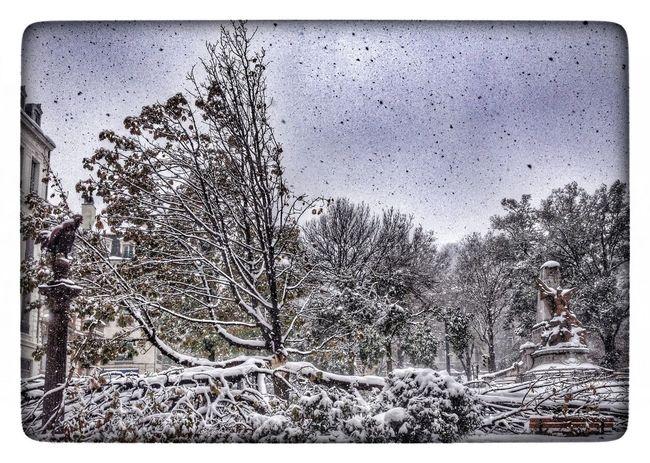 Streetphotography Snow EyeEm Best Shots Hello World