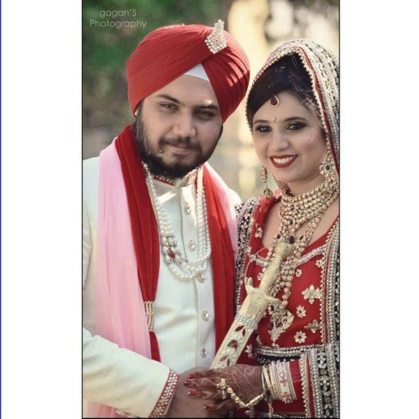 """""""You may only be one person to the world, but you may also be the world to one person."""" Diwali2014 Wedding Portfolios Married_5abiz"""